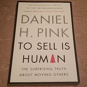‼5/$25‼To Sell is Human by Daniel Pink